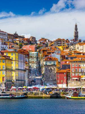 Porto - Wine Holidays near the Douro