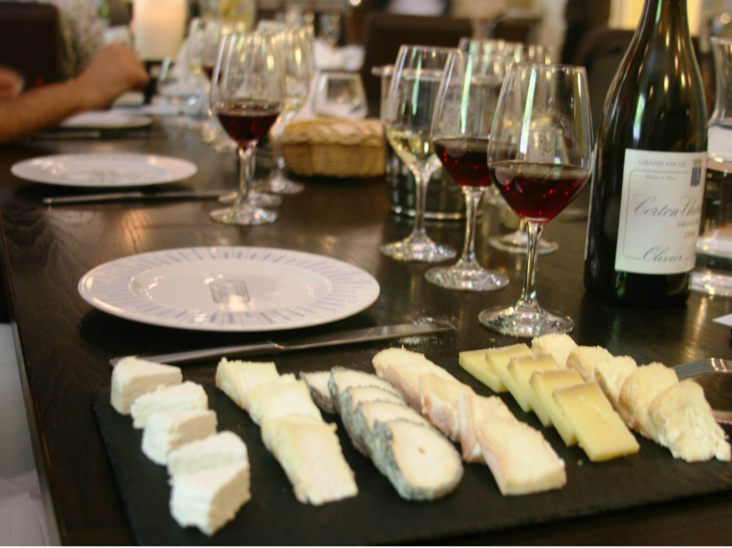 French Cheese and Wine Tour - SmoothRed