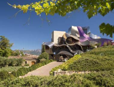 Hotel Marques de Riscal Wine Region Northern Spain