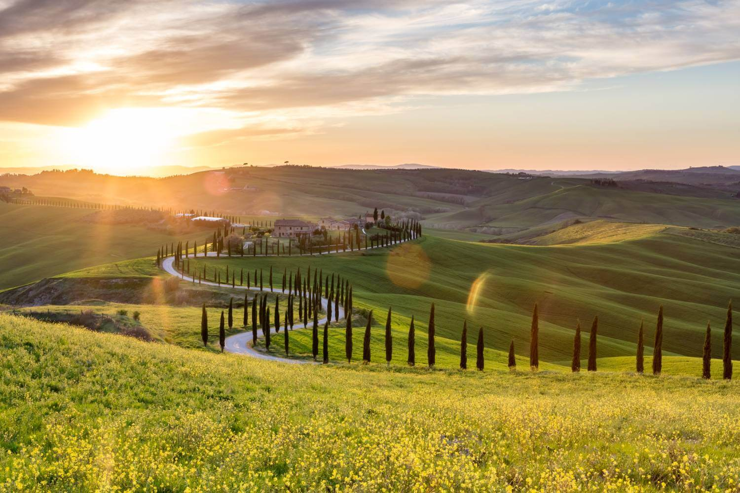 Luxury Hotels Chianti Tuscany