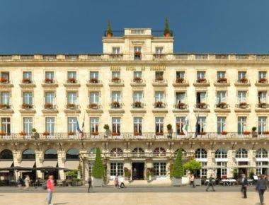Le Grand Hotel - Bordeaux, Luxury Hotel