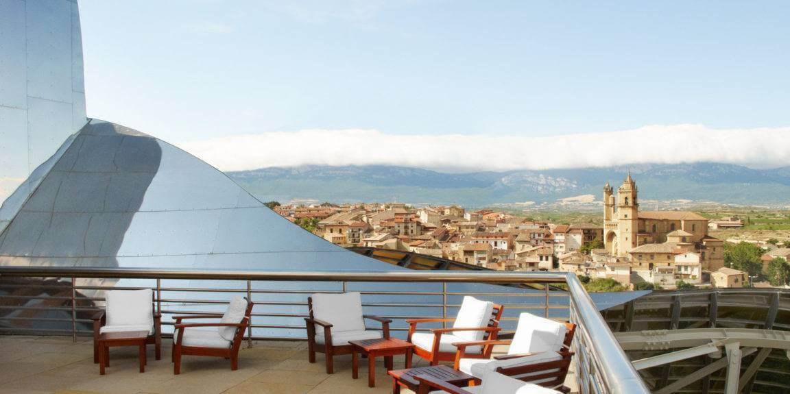 Hotel marques de riscal smoothred for Hotel marques de riscal