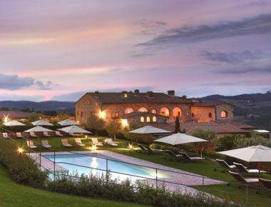 Le Fontanelle luxury Tuscany