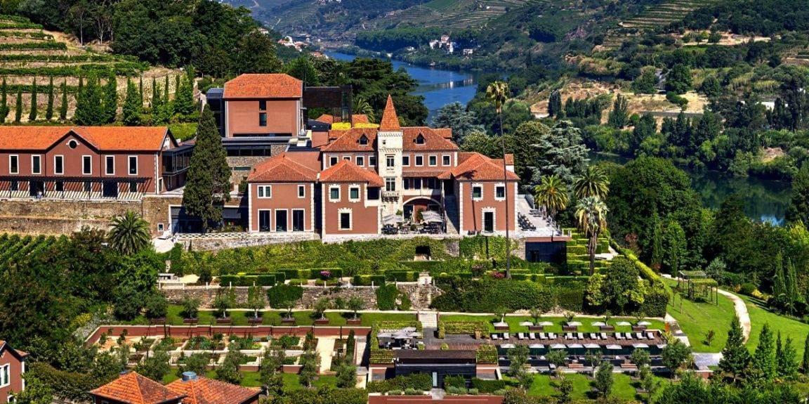 Luxury Douro Six Senses - Duoro Valley Wine Hotel Portugal