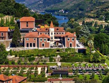 Luxury Douro Six Senses - Duoro Valley Wine Hotel Portugal