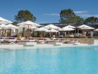 Domaine du Verchant pool Languedoc