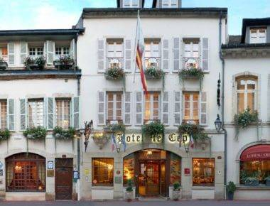 Hotel le Cep Beaune, Burgundy Wine Region