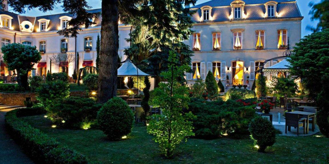 Le Cedre Beaune , Beaune - 5 Star Hotel in Burgundy