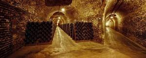 Champagne caves