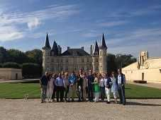 Chateau Pichon Longueville in Bordeaux