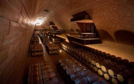 Chianti world famous wine cellars, Tuscany.