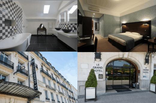 Grand hotel loire